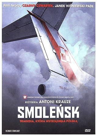 Amazon.com: Smolensk (DVD): Ryszard Jablonski, Maria ...