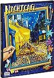 Schipper 609130359 - Malen nach Zahlen - Nachtcafe von Vincent Van Gogh, 40x50 cm