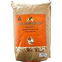 Aashirwaad Select Superior Sharbati Atta, 5kg