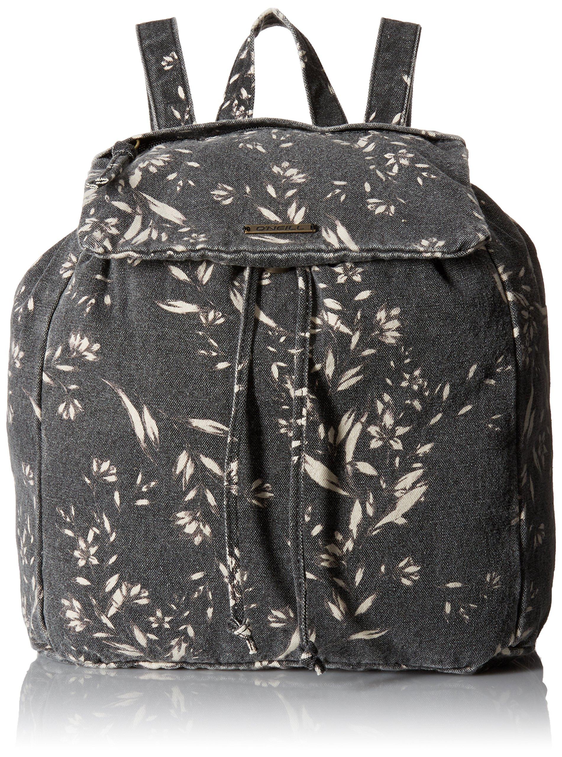 O'Neill Women's Mini Starboard Backpack, Black, ONE