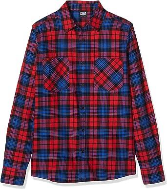 Urban Classics Camisa para Hombre