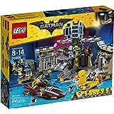 LEGO BATMAN MOVIE Batcave Break-in 70909 Building Kit