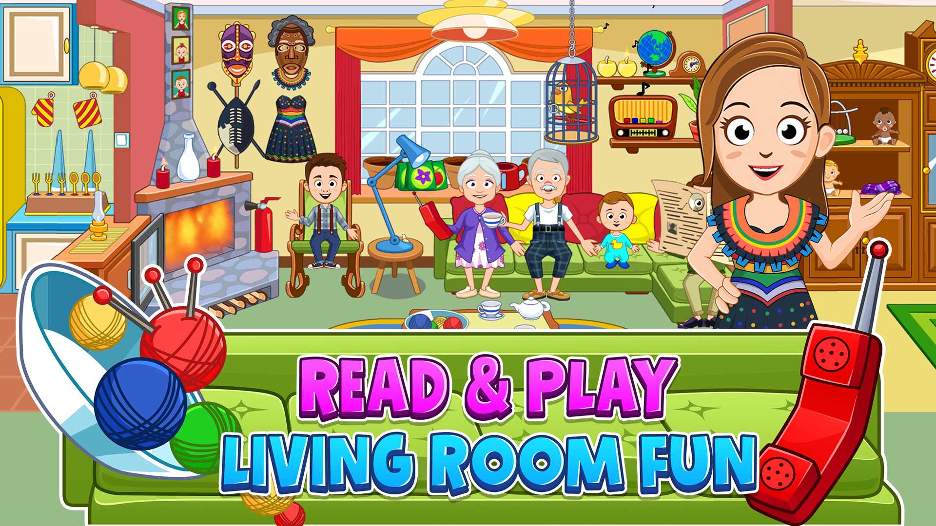 amazon com my town grandparents appstore for android my town grandparents