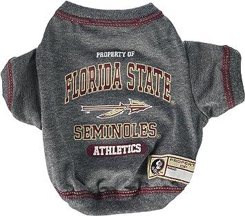 Florida St Seminoles NCAA Licensed Dog Pet Performance Tee Sizes XS-XL