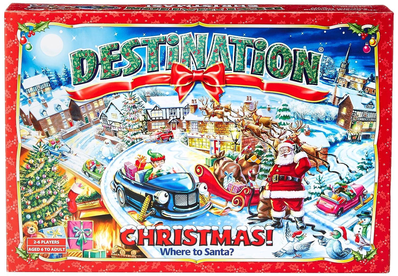 She Who Dares Destination Weihnachten: Amazon.de: Spielzeug