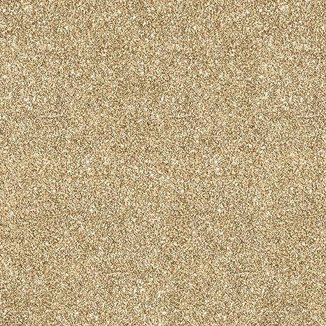 Textured Sparkle Glitter Wallpaper Gold 701354