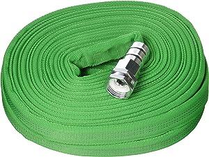 "Swan CMGUF12050 Miracle GRO Green Flex Garden Hose, 1/2"" x 50'"