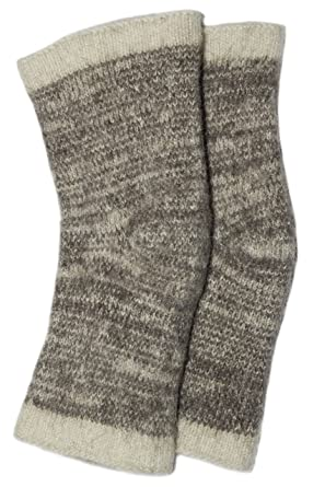 Amazon Thick Natural Mohair Warm Cozy Wool Knee Warmers Sleeve
