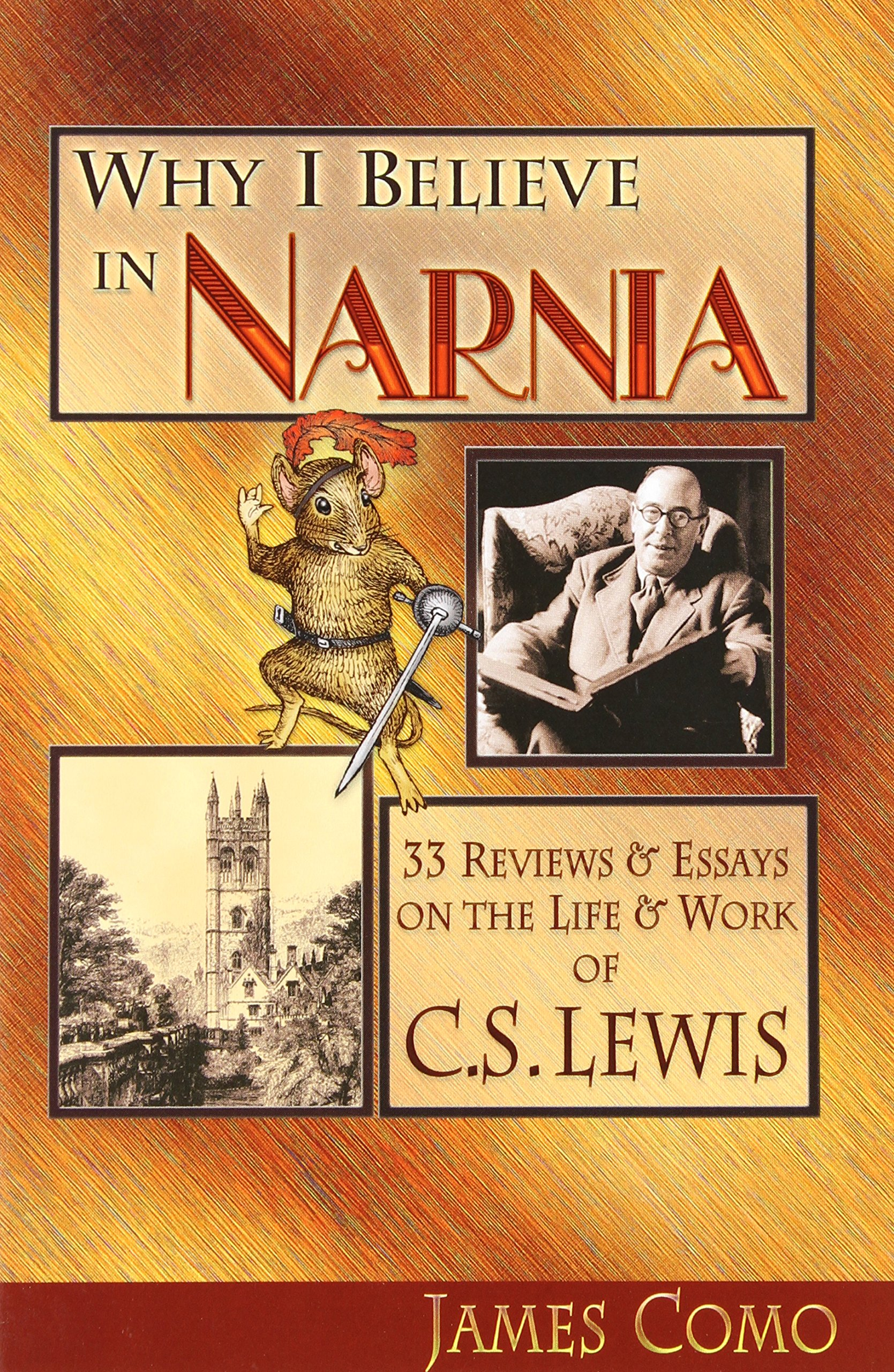Download Why I Believe in Narnia: 33 Reviews & Essays on the Life & Works of C.S. Lewis pdf