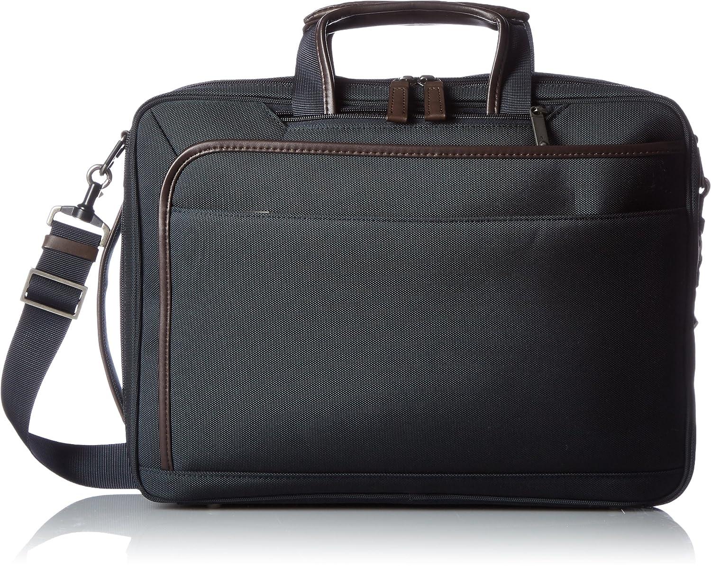 [エース] ace. ビジネスバッグ EVL3.0 3WAY 40cm A4 PCタブレット収納 セットアップ B01N5T98MA ネイビー