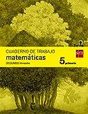 Matemáticas. 5 Primaria. Savia - Pack de 3 libros