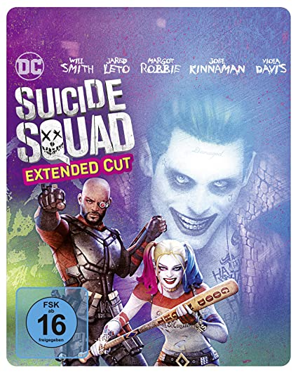Suicide Squad [Blu-ray]