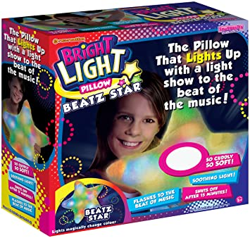 BRIGHTLIGHT PILLOW Luz Brillante Almohada blp-beasta Beatz ...