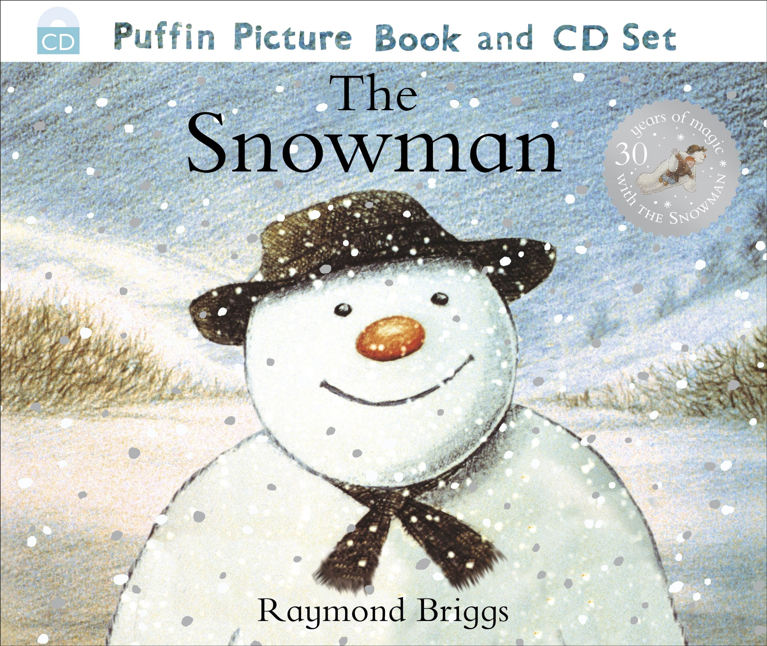 The Snowman: The Book Of The Film (book & Cd): Raymond Briggs:  9780141501710: Amazon: Books