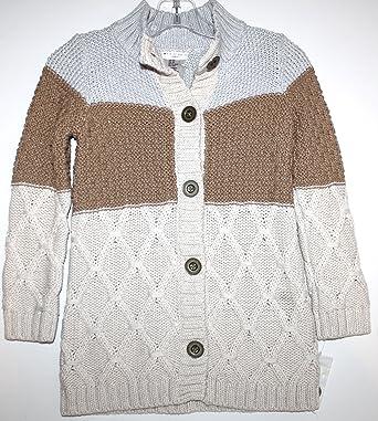 b8b63984d Amazon.com  Max Studio Preschool Girl s Cotton Long Cardigan Sweater ...