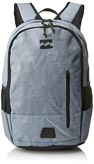 BILLABONG Command Lite Pack, Mochila para Hombre, Gris (Grey Heather), 1x1x1 cm (W x H x L): Amazon.es: Zapatos y complementos