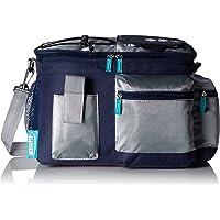 EZetil Kühltasche KC Travel in Style, Blau/Silber