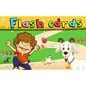 Flash cards for kids