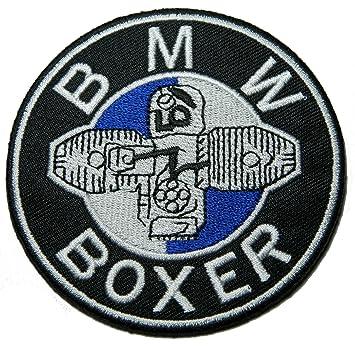 Ecusson brodé Ecussons Thermocollants BMW Boxer  Amazon.fr  Jeux et ... 885978b162c