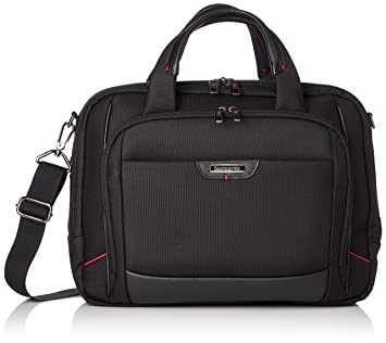 "Samsonite Pro-DLX 4 Laptop Bailhandle 14,1"" Maletín, 15 litros,"