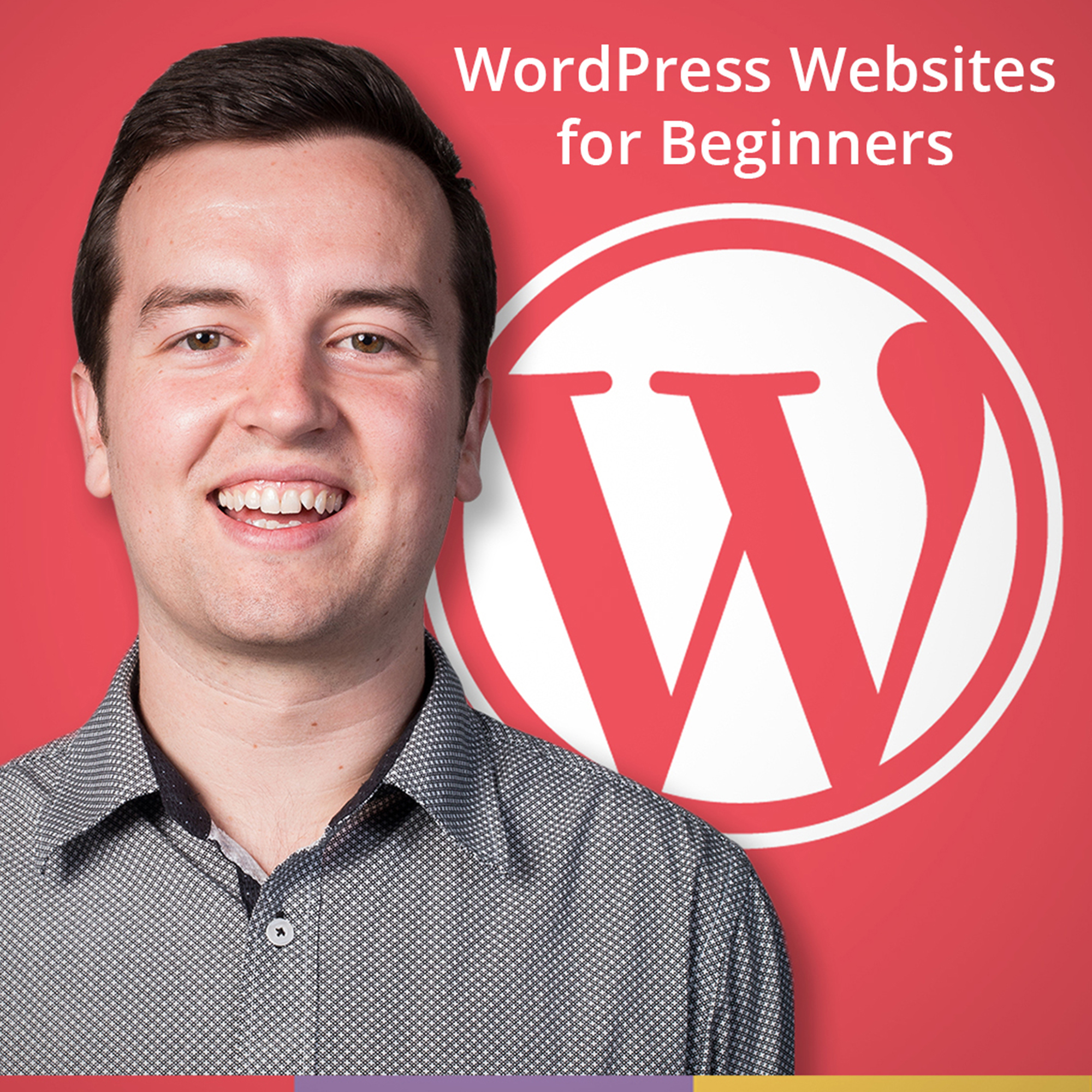WordPress Websites for Beginners (online video course) [Online Code] by Video School Online