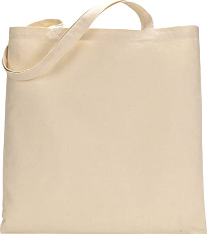 21b341e5a47d Amazon.com  TBF Set of 25 (twenty five) Natural Cotton Canvas Tote ...