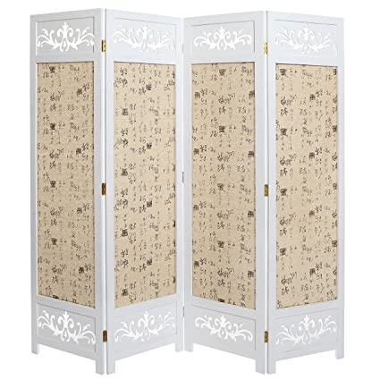 Asian room privacy screens