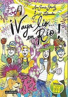 ¡Vaya lío. en Río!: La Banda de Zoé 8 (Spanish Edition