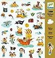 Djeco 160 Stickers - Pirates