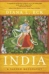 India: A Sacred Geography Paperback