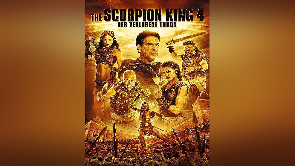 Scorpion King 4: Der verlorene thron [dt./OV]