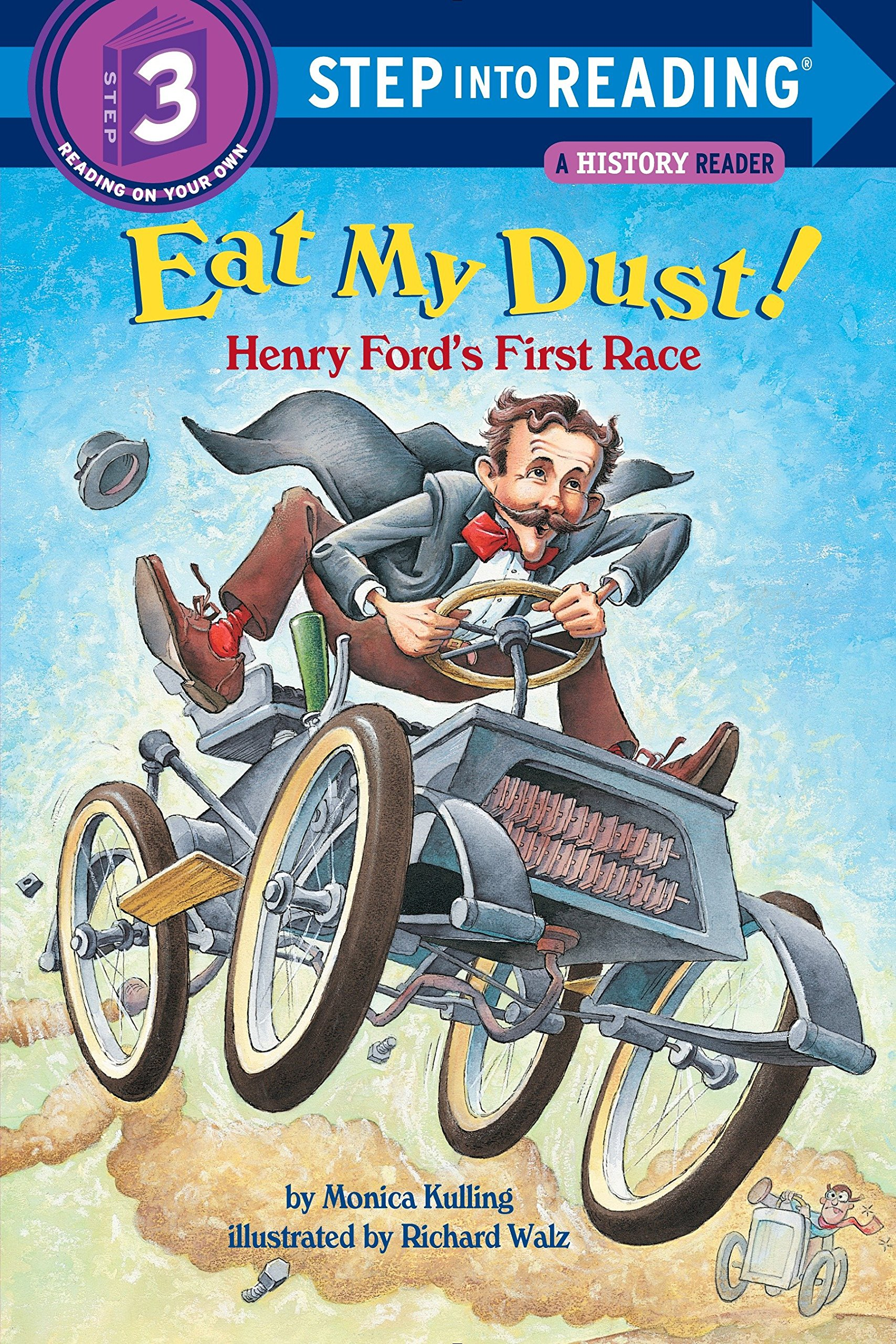Henry Fords First Race Eat My Dust