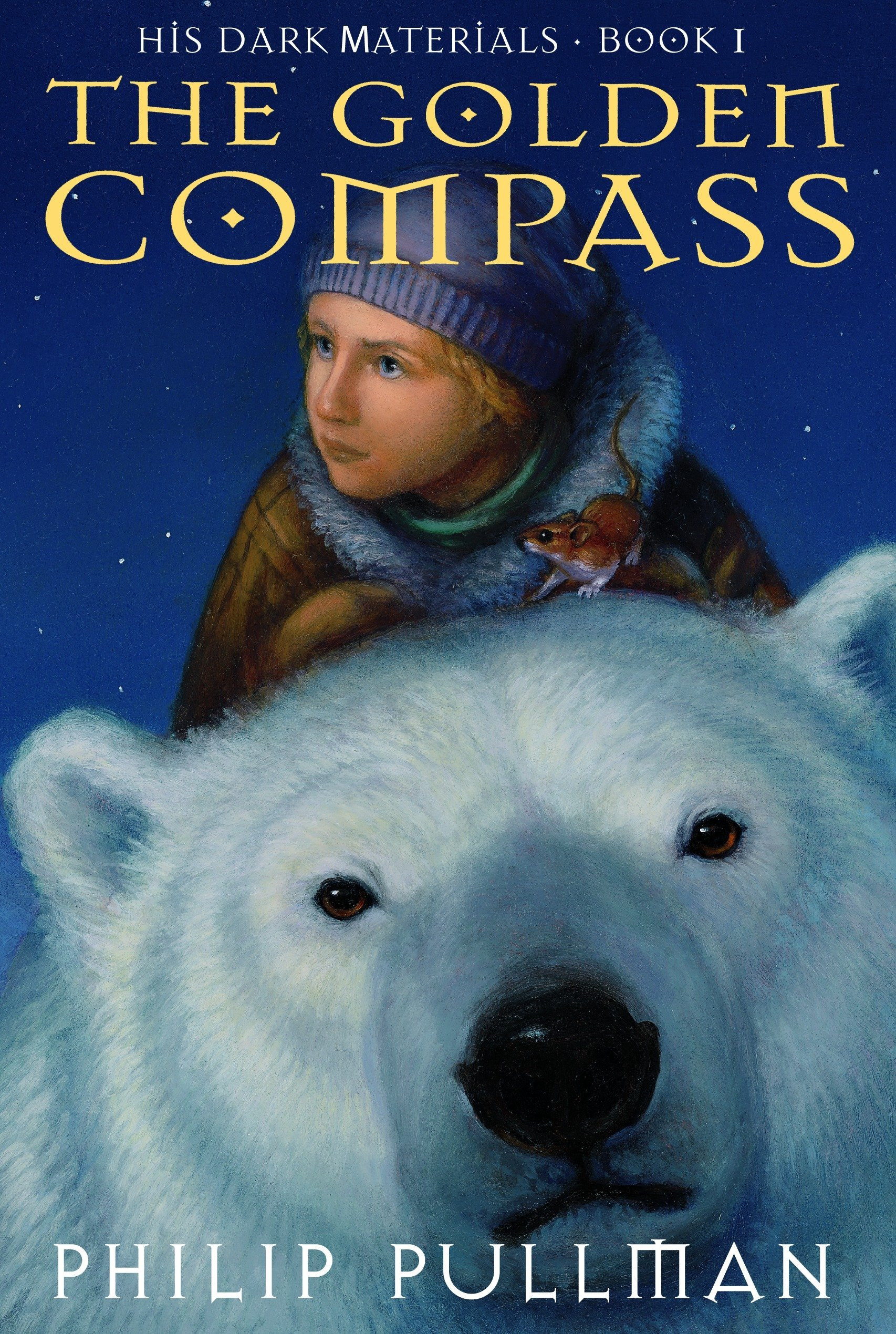 Amazon.com: The Golden Compass (His Dark Materials) (9780679879244):  Pullman, Philip: Books