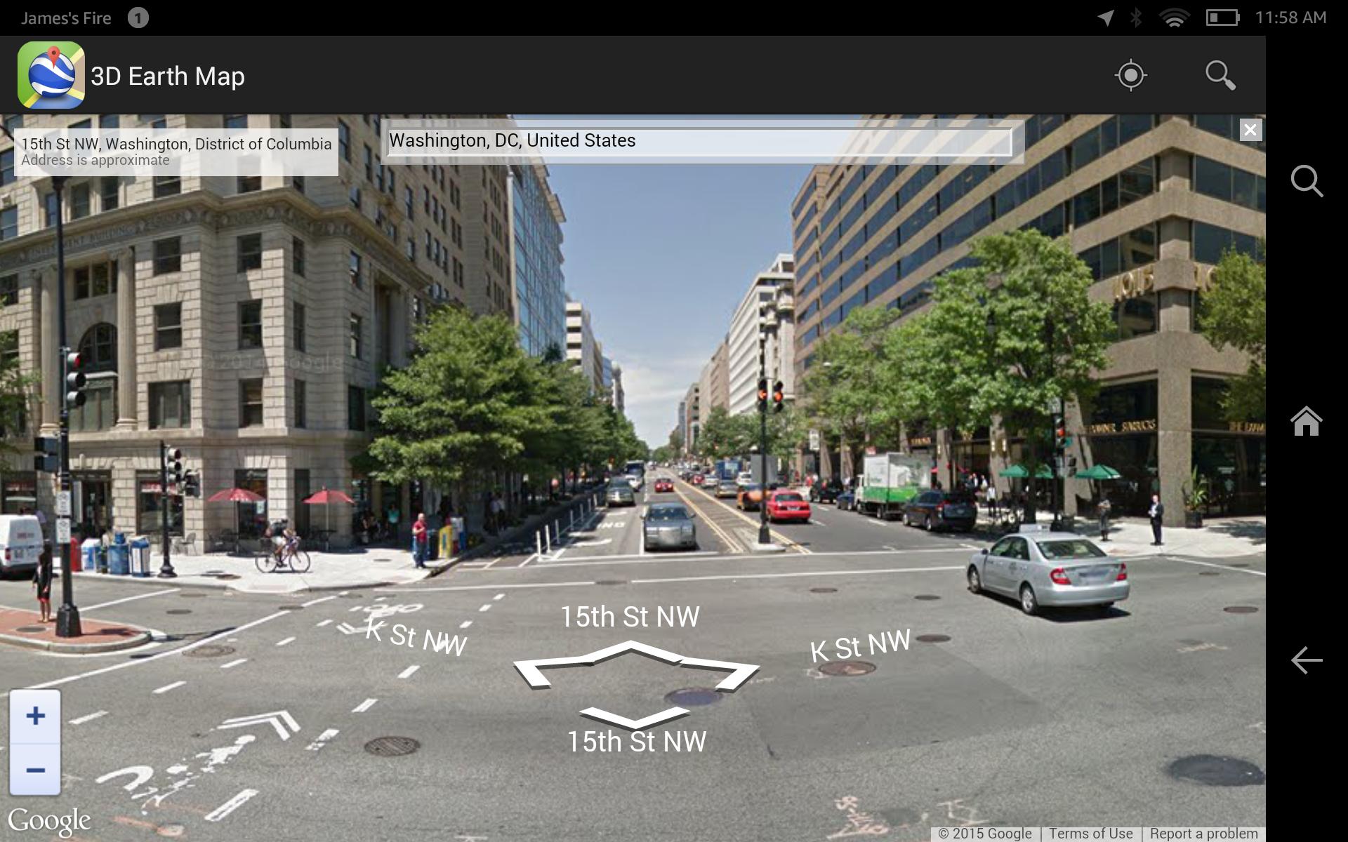 Does Washington DC Map Out The Oct EclipseIlluminati Freemason - Us map google earth