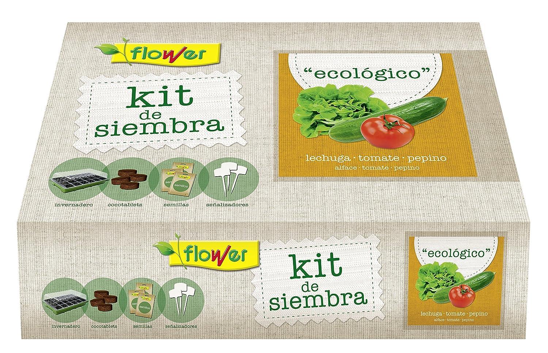 Flower 51178 - Kit semillas ecologico Productos Flower SA