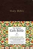 NRSV, The Catholic Gift Bible, Imitation Leather, Black: The Perfect Gift That Will Last a Lifetime