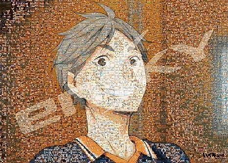 Amazon com: Japan Official Jigsaw Puzzle - Haikyuu!! Second