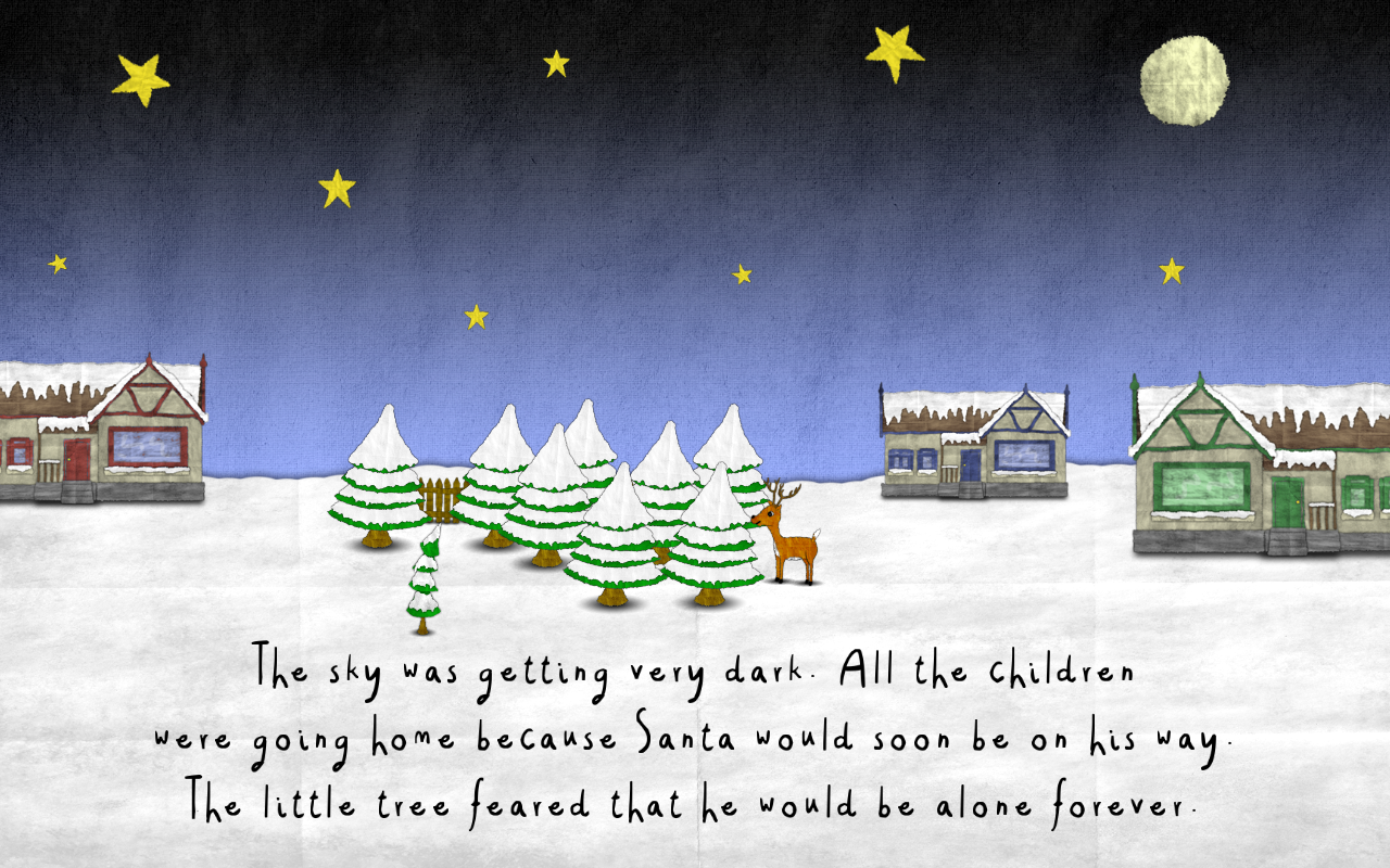 Lonely On Christmas.Amazon Com The Lonely Christmas Tree Appstore For Android