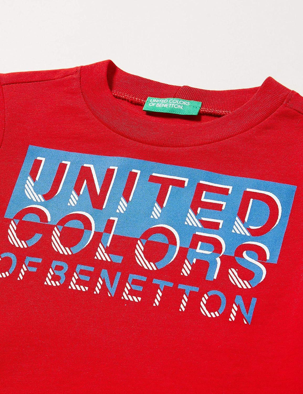 United Colors of Benetton Baby Boys M//L Longsleeve T-Shirt