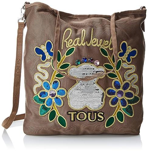 Tous Shopping Jodie, Shopper para Mujer, 1x42x37 cm (W x H x L)