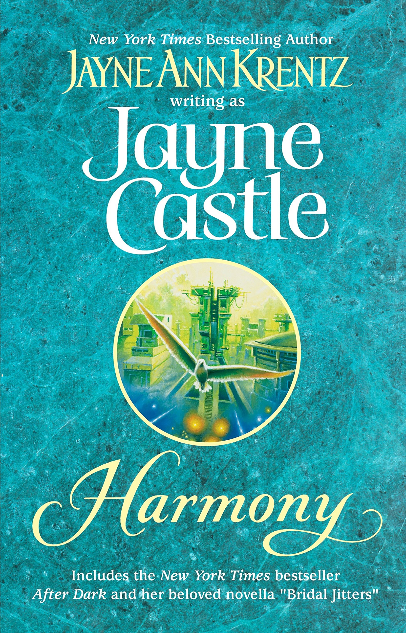 Read Online Harmony ebook