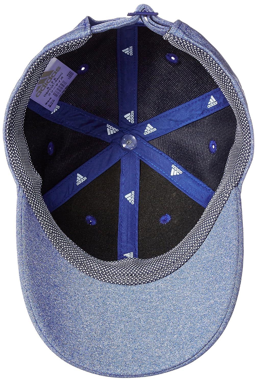 Amazon.com : adidas Mens 6P 3S Melan Cap, Blue (Reauni/White/Reauni), Medium : Sports & Outdoors