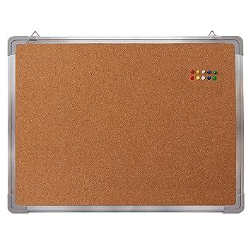 Amazoncom Bulletin Board Set Cork Board 24 X 18 10 Color