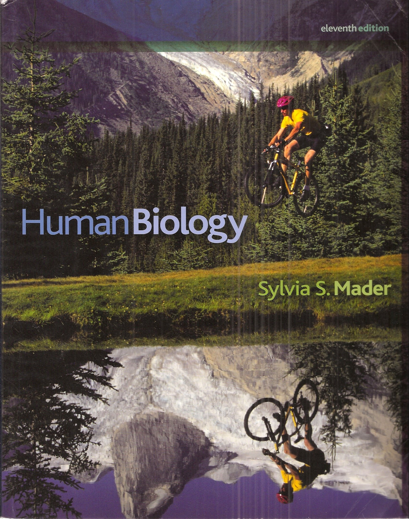 human biology eleventh edition sylvia s mader 9780073377988 rh amazon com Sylvia Mader Lab Manual Answers General Biology Laboratory Manual