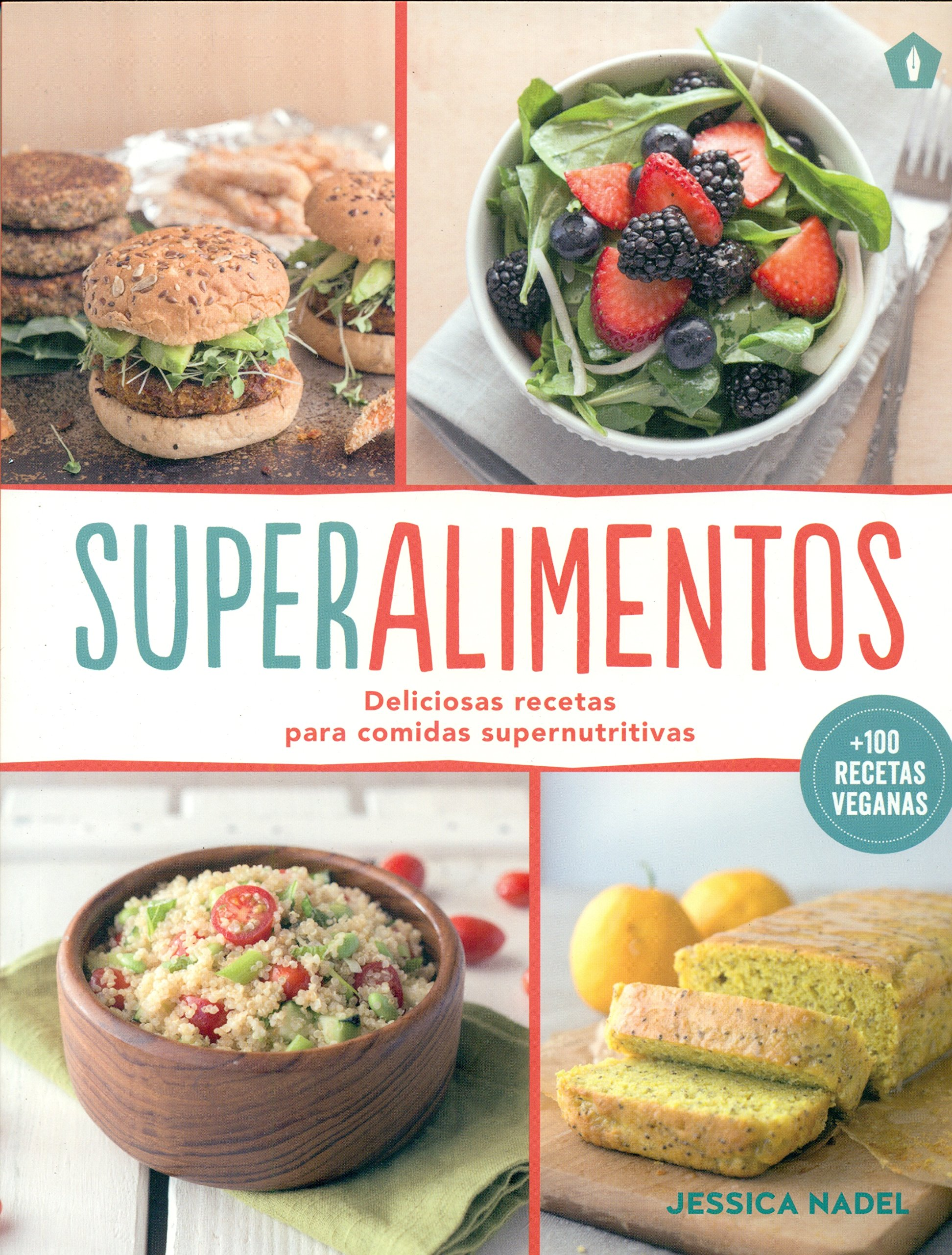 Superalimentos (Spanish Edition): Jessica Nadel: 9788416407163: Amazon.com: Books
