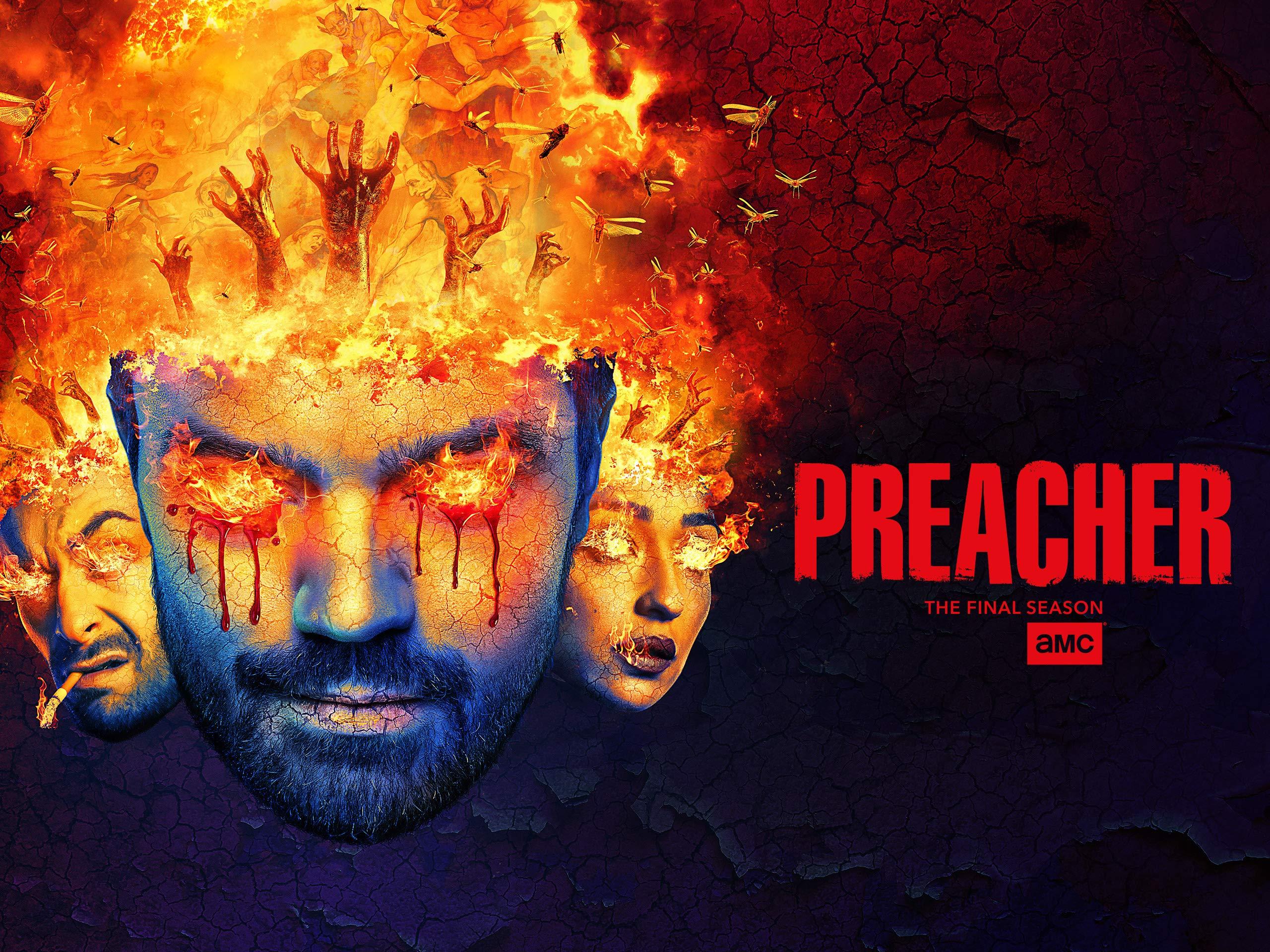 Preacher Season 4 on sale