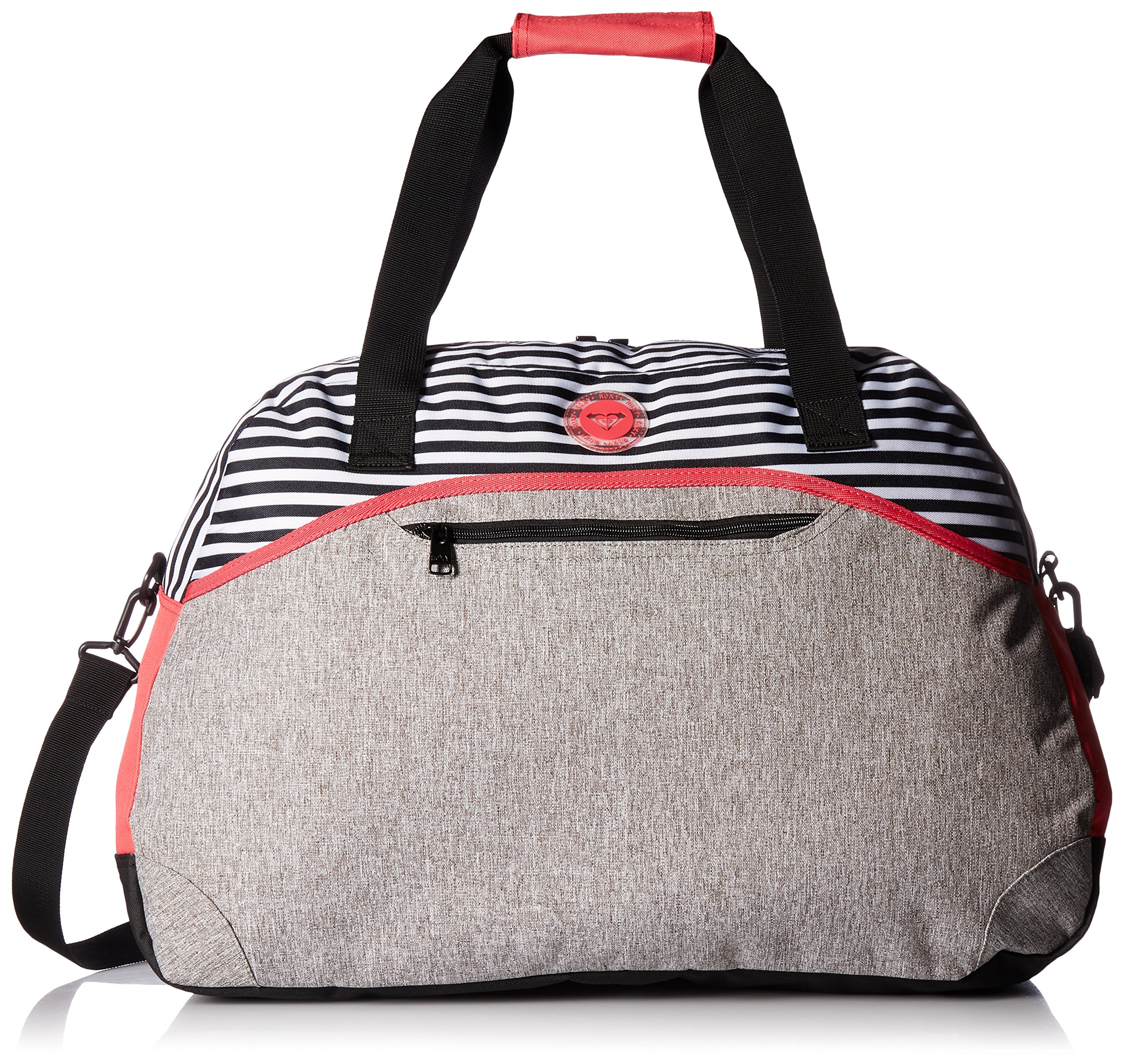 Roxy Women's Too Far Duffle Bag, Heritage Heather