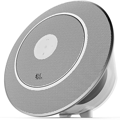 JBL Voyager Portable Bluetooth Speaker White