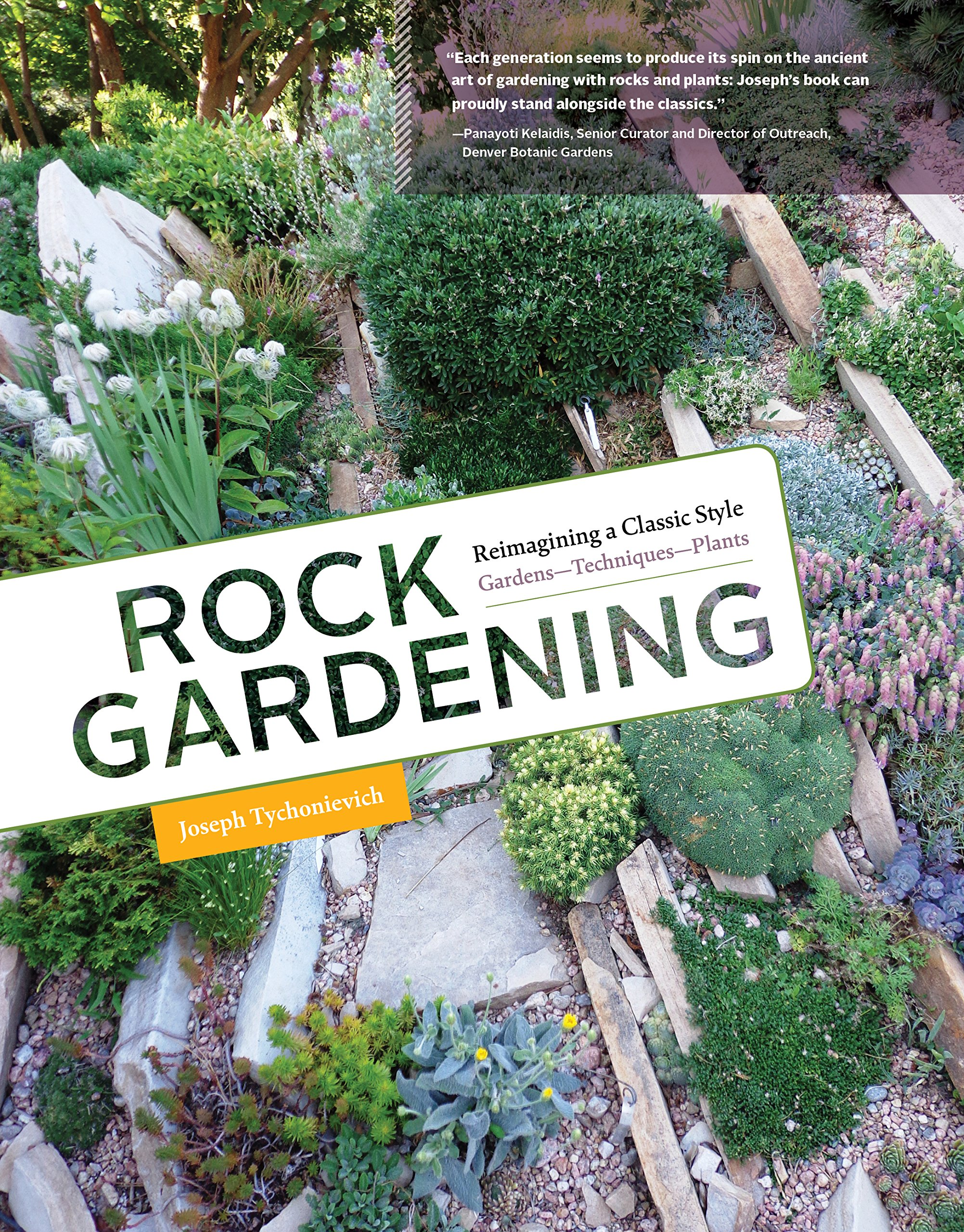 Rock Gardening Reimagining A Classic Style Tychonievich Joseph