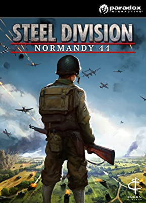 Steel Division: Normandy 44 Pre Order [Online Game Code]